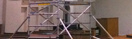 home scaffolding